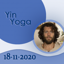 Yin Yoga: 18-11-2020