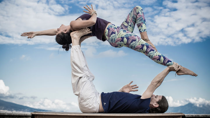 Kalayana Yoga: lo Yoga Acrobatico