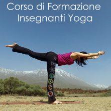 Corso di Formazione Insegnanti Yoga 200/250 RYT