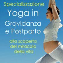 """Corso di Specializzazione in """"Yoga in Gravidanza e Postparto"""""""