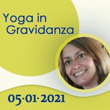 Yoga in Gravidanza: 05-01-2021