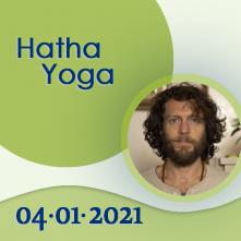 Hatha Yoga: 04-01-2021