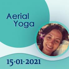 Aerial Yoga: 15-01-2021