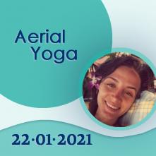Aerial Yoga: 22-01-2021