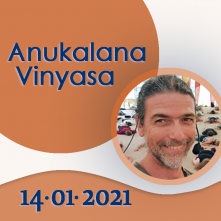 Anukalana Vinyasa: 14-01-2021