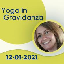 Yoga in Gravidanza: 12-01-2021