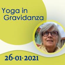 Yoga in Gravidanza: 26-01-2021