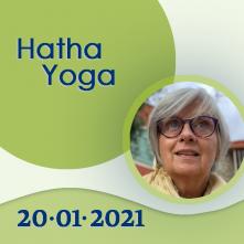 Hatha Yoga: 20-01-2021