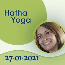 Hatha Yoga: 27-01-2021