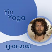 Yin Yoga: 13-01-2021