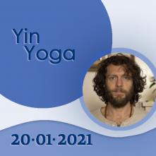 Yin Yoga: 20-01-2021