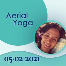 Aerial Yoga: 05-02-2021
