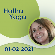 Hatha Yoga: 01-02-2021