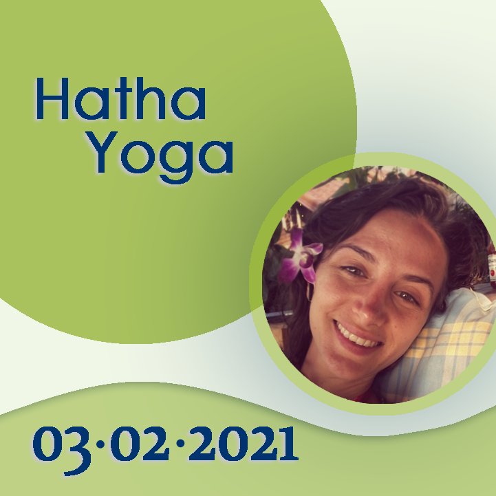 Hatha Yoga: 03-02-2021