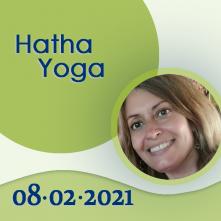 Hatha Yoga: 08-02-2021