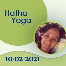 Hatha Yoga: 10-02-2021