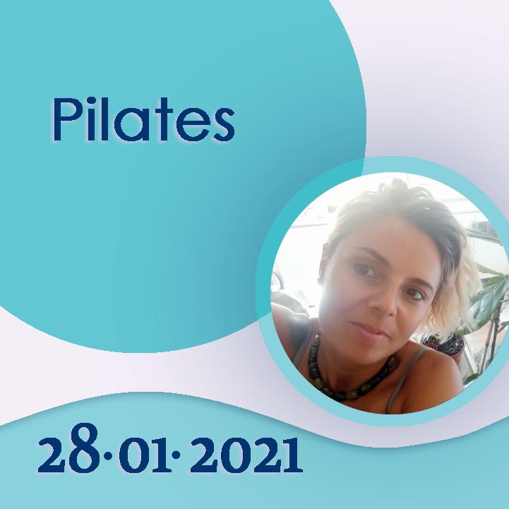 Pilates 28-01-2021