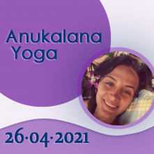 Anukalana Yoga: 26-04-2021