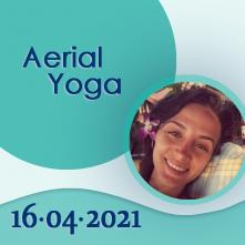 Aerial Yoga: 16-04-2021