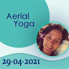 Aerial Yoga: 29-04-2021