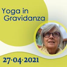 Yoga in Gravidanza: 27-04-2021