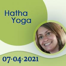 Hatha Yoga: 07-04-2021