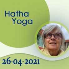 Hatha Yoga: 26-04-2021