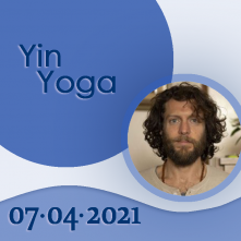Yin Yoga: 07-04-2021