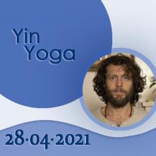 Yin Yoga: 28-04-2021