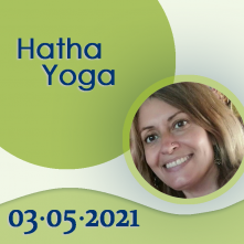 Hatha Yoga: 03-05-2021