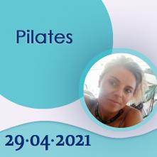 Pilates: 29-04-2021