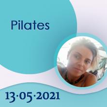 Pilates: 13-05-2021