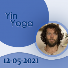 Yin Yoga: 12-05-2021