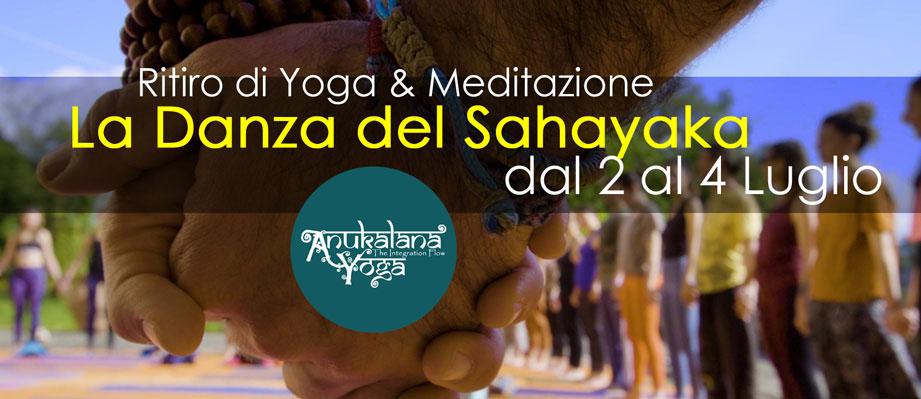 ritiro yoga meditazione danza