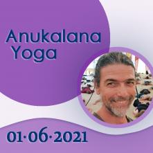 Anukalana Yoga: 01-06-2021