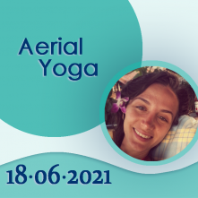 Aerial Yoga: 18-06-2021