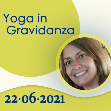 Yoga in Gravidanza: 22-06-2021