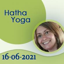 Hatha Yoga: 16-06-2021