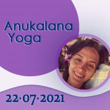 Anukalana Yoga: 22-07-2021