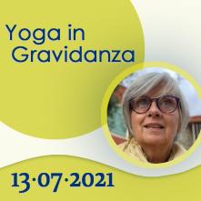 Yoga in Gravidanza: 13-07-2021