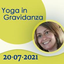 Yoga in Gravidanza: 20-07-2021