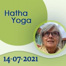 Hatha Yoga: 14-07-2021