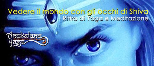 Ritiro Yoga Shiva Meditazione Toscana