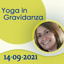 Yoga in Gravidanza: 14-09-2021