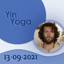 Yin Yoga: 13-09-2021